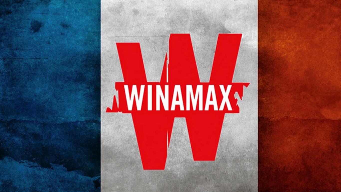 Winamax bonus bienvenue de l'appareil mobile